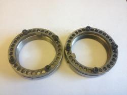 Samco grand national performance locking spindle nut